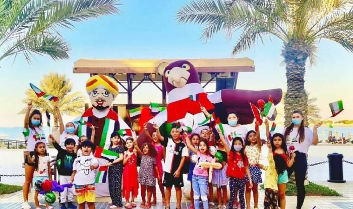 Roaming Performance GAE Events Dubai UAE 16