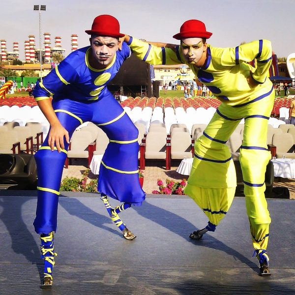 Roaming Performance GAE Events Dubai UAE 6