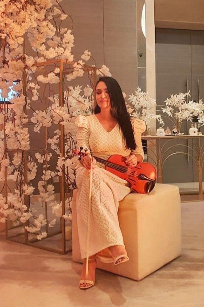 JA Violinist Gae events Dubai Uae 2