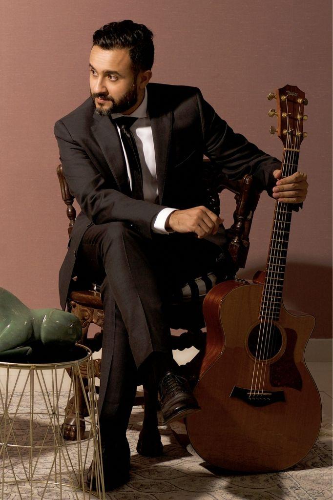 NM Guitarist Gae events Dubai UAE 6