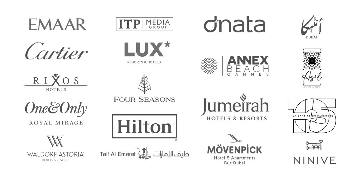 OUR CLIENTS IN UAE
